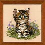 RIOLIS Kuzma Cross Stitch Kit