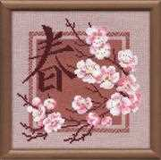 RIOLIS Spring Cross Stitch Kit
