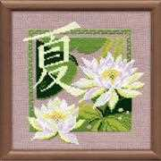 Summer - RIOLIS Cross Stitch Kit