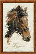 RIOLIS Bulat Cross Stitch Kit