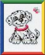 RIOLIS Dalmatian Dog Cross Stitch Kit