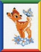 RIOLIS Bambi Cross Stitch Kit