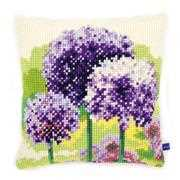 Allium Cushion - Vervaco Cross Stitch Kit