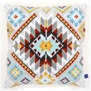 Vervaco Ethnic Cushion 2 Cross Stitch Kit