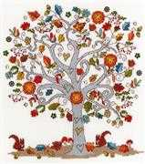 Bothy Threads Love Autumn Cross Stitch Kit
