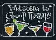 Group Therapy - Dimensions Cross Stitch Kit