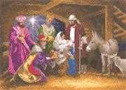Nativity - Evenweave - Heritage Cross Stitch Kit
