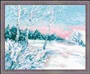 Winter Morning - RIOLIS Cross Stitch Kit