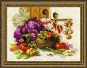 RIOLIS Rich Harvest Cross Stitch Kit