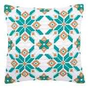Ice Star Cushion - Vervaco Long Stitch Kit