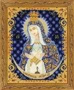 RIOLIS Our Lady of the Gate of Dawn Cross Stitch Kit