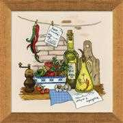 RIOLIS Still Life with Pepper Cross Stitch Kit