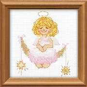 RIOLIS Angel Cross Stitch Kit