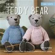 Knitting Books The Knitted Teddy Bear Book