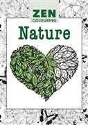 Zen Colouring Books Zen Colouring - Nature Book