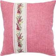 Harebell Band Cushion - Luca-S Cross Stitch Kit
