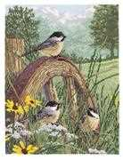 Meadow's Edge - Janlynn Cross Stitch Kit