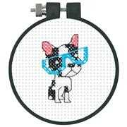 Smart Dog - Dimensions Cross Stitch Kit