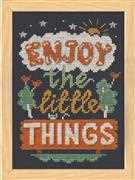 Little Things - Design Works Crafts Cross Stitch Kit