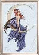 Blue Moon - Design Works Crafts Cross Stitch Kit