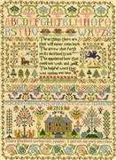 Bothy Threads Three Things Sampler Cross Stitch Kit