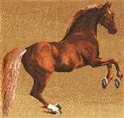 Stubbs - Whistlejacket - DMC Cross Stitch Kit