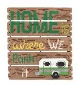 Where We Park It - Janlynn Cross Stitch Kit