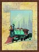 Rattle of Wheels - RIOLIS Cross Stitch Kit