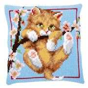Just Hanging Cushion - Vervaco Cross Stitch Kit