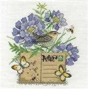Wren - DMC Cross Stitch Kit