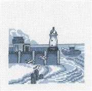 Permin Lighthouse Cross Stitch Kit