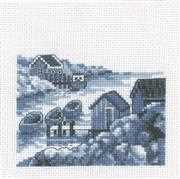Skerries - Permin Cross Stitch Kit