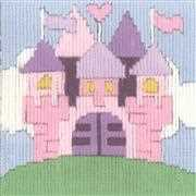 Castle - Permin Long Stitch Kit