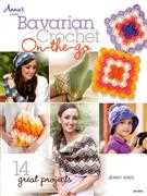Crochet Books Bavarian Crochet on-the-go Book