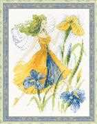 RIOLIS Sunny Day Fairy Cross Stitch Kit