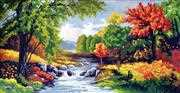Autumn - Grafitec Tapestry Canvas