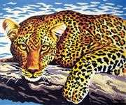 Leopard Look - Grafitec Tapestry Canvas