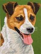 Terrier - Grafitec Tapestry Canvas