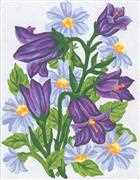 Harebells - Grafitec Tapestry Canvas
