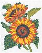 Sunflowers - Grafitec Tapestry Canvas
