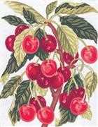 Grafitec Cherries Tapestry Canvas