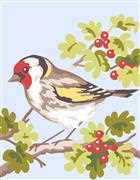 Finch - Grafitec Tapestry Canvas