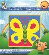 Bold Butterfly - Grafitec Tapestry Kit