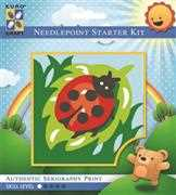 Grafitec Hungry Ladybird Tapestry Kit