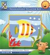 Tropical Fish - Grafitec Tapestry Kit