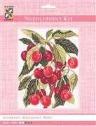 Cherries - Grafitec Tapestry Kit