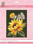 Sunflower and Daisies - Grafitec Tapestry Kit