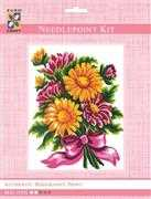 Daisy Bouquet - Grafitec Tapestry Kit