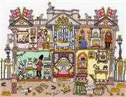 Cut Thru Buckingham Palace - Bothy Threads Cross Stitch Kit