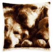 Vervaco Sleeping Dogs Cushion Cross Stitch Kit